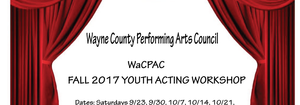 Youth Acting Workshop